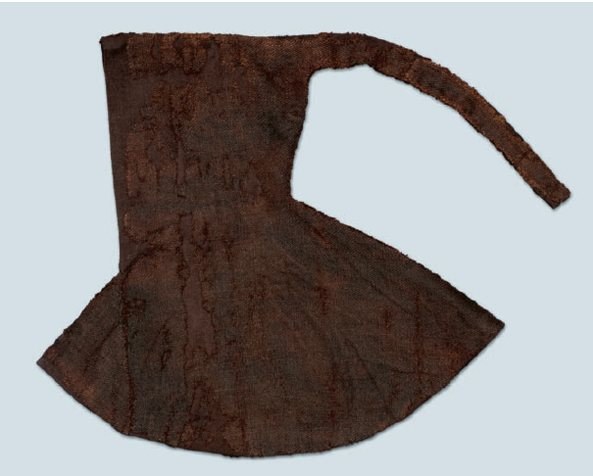 Hood from Greenland, 14th century, Danish national museum, Copenhagen