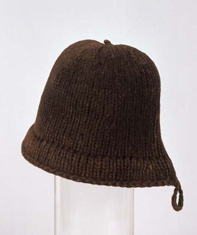 Monmouth Cap, 16th century, Nelson Museum and Local History Centre